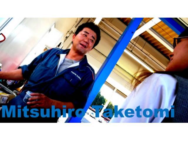 ネクステージのスタッフ写真 工場長 武富 満博