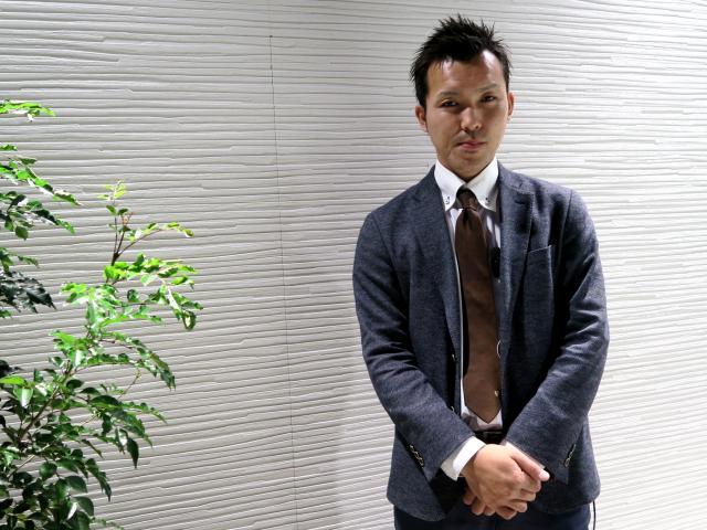 ネクステージのスタッフ写真 店長 永尾 良樹