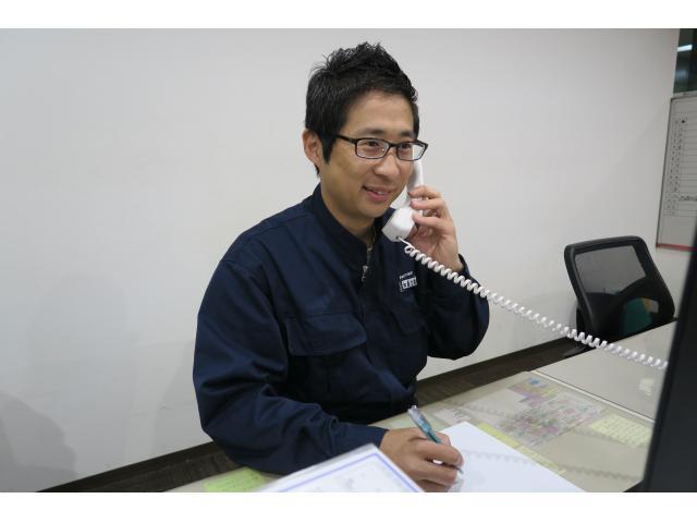 ネクステージのスタッフ写真 サービスフロント 加藤 丈晴