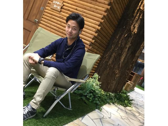 ネクステージのスタッフ写真 カーライフアドバイザー 伊藤 涼