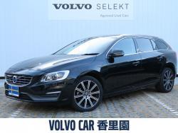 V60 T5 SE 認定中古車 純正HDDナビ 黒革シート の中古車