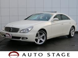 CLSクラス CLS550の中古車画像